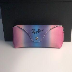 RayBan sunglasses case